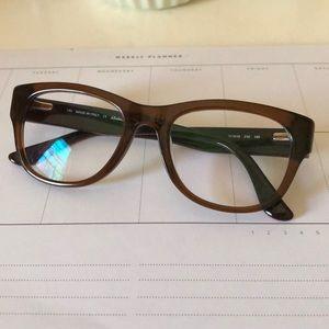Salvatore Ferragamo ophthalmic frames!